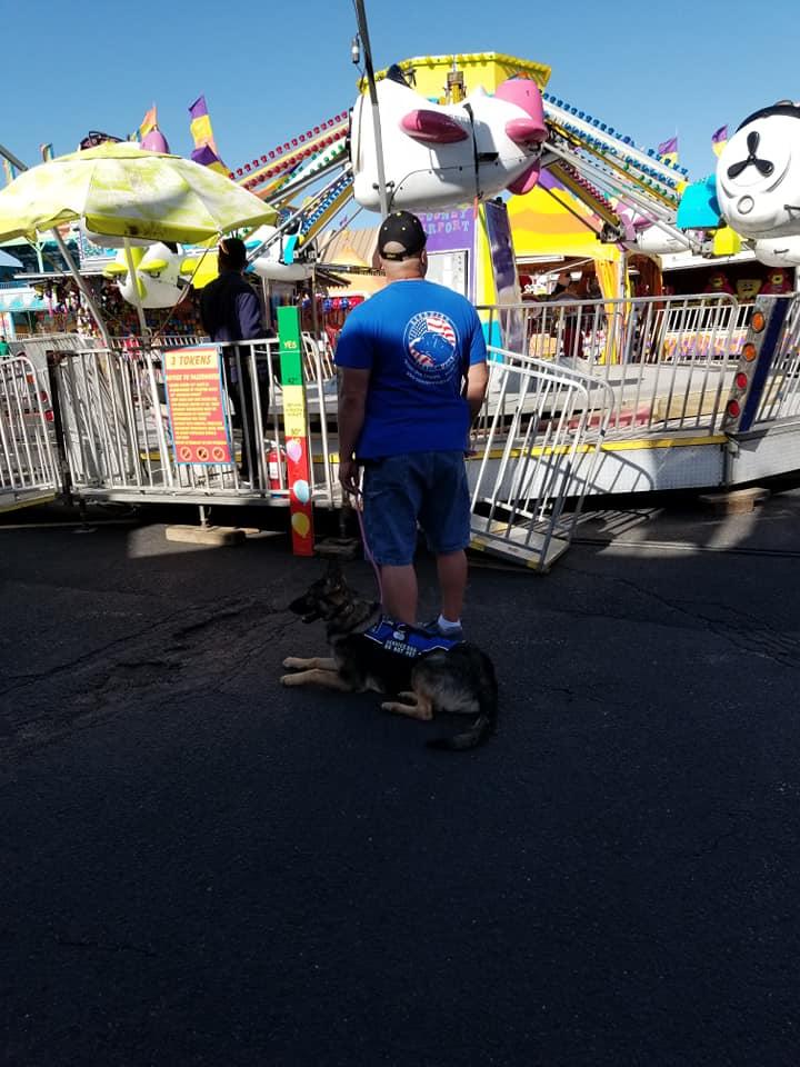 george keena carnival